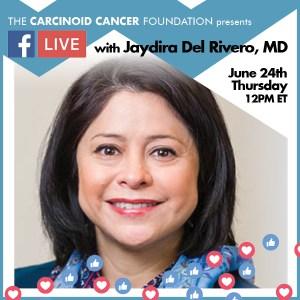 CCF FB LIVE June24 Jaydira Del Rivero, MD