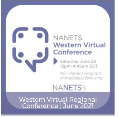 NANETS Western Virtual Conference for NET Patients