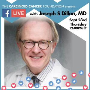 CCF Facebook LIVE Announcement Lunch with Joseph S. Dillon MD Sept 23 (003)