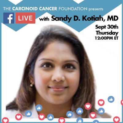 Sandy D. Kotiah, MD Sept 30