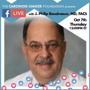 J. Philip Boudreaux, MD, FACS, Oct 7, 2021