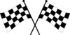 Free Checkered Flags Clipart Image 0515-1104-1906-1340