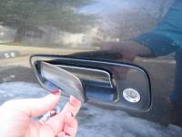 2000 Toyota Camry Exterior Plastic Door Handle Breaks Off ...