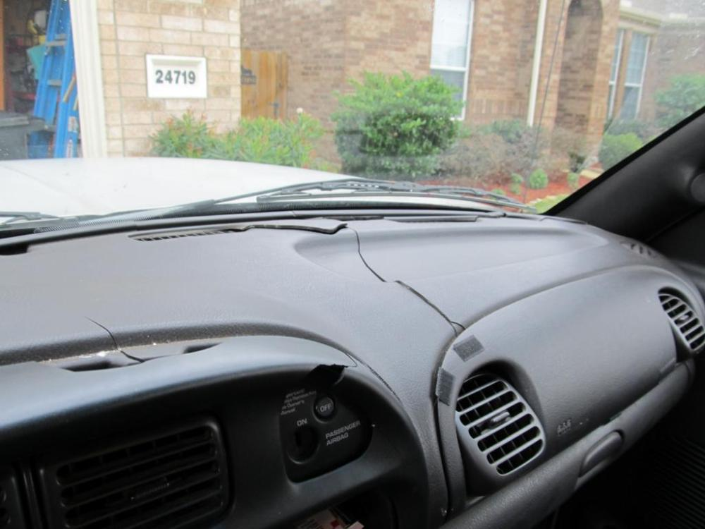 medium resolution of 2000 dodge ram 1500 cracked dashboard 211 complaints page 3