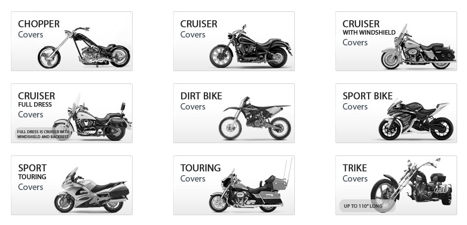 Motorcycle Cover Buyer Comparison Guide