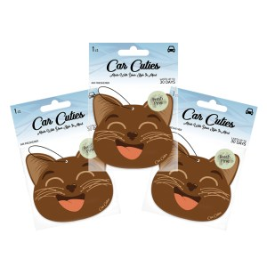 Car Cuties 3 Pack Fresh Pine