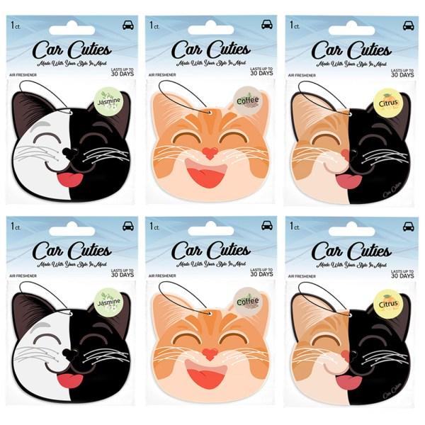 Car Cuties Variety Pack A