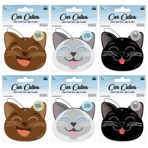 Car Cuties Variety Pack C
