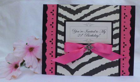 21st birthday invitations make