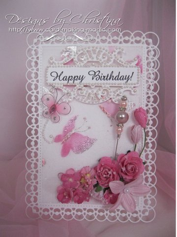 Filigree Hinged Cards