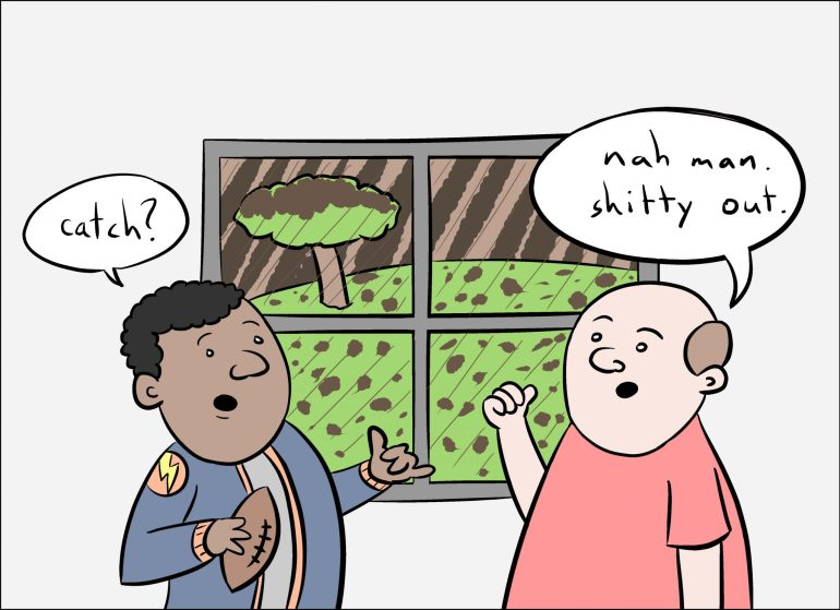 shitty