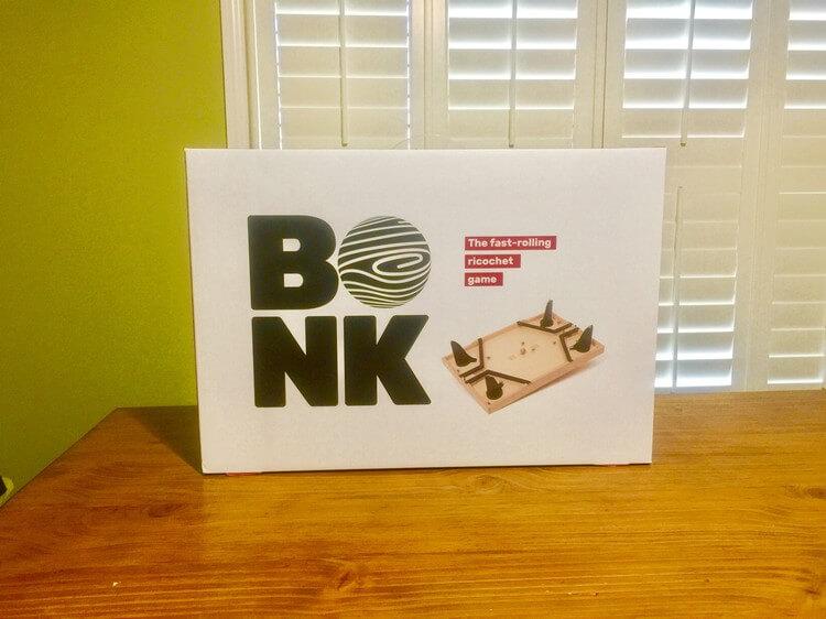 BONK Board Game Review | Cardboard Bits Reviews