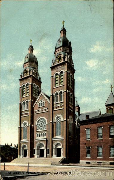 St Marys Catholic Church Dayton OH