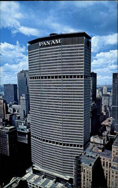 Pan Am Building 200 Park Avenue New York NY