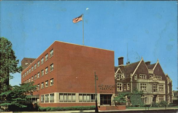 Art Centre Hospital 5435 Woodward Avenue Detroit MI