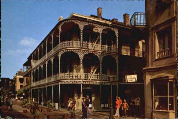 Labranche Building 700 Royal Street New Orleans La