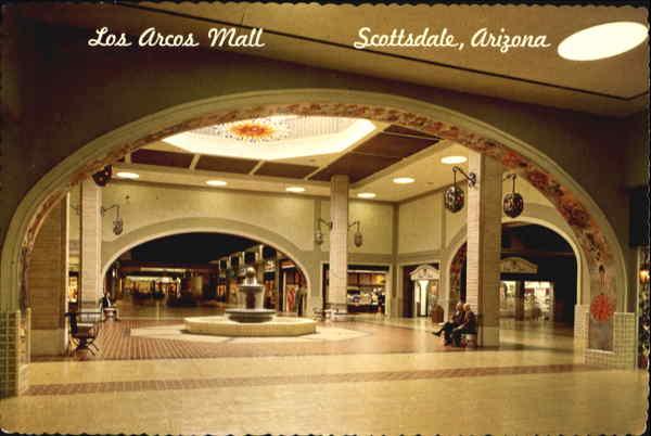 Los Arcos Mall Scottsdale AZ