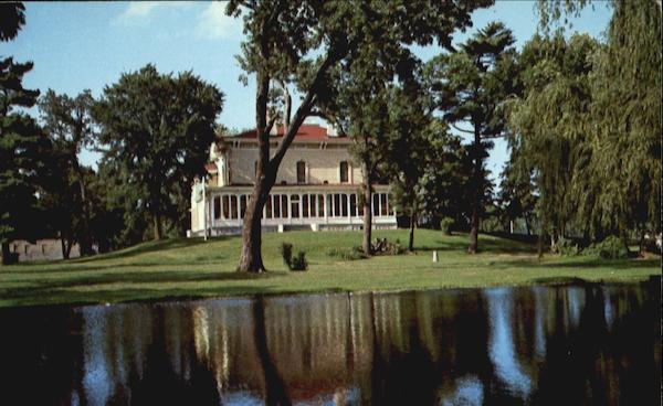 The Villa Louis Prairie Du Chien Wi