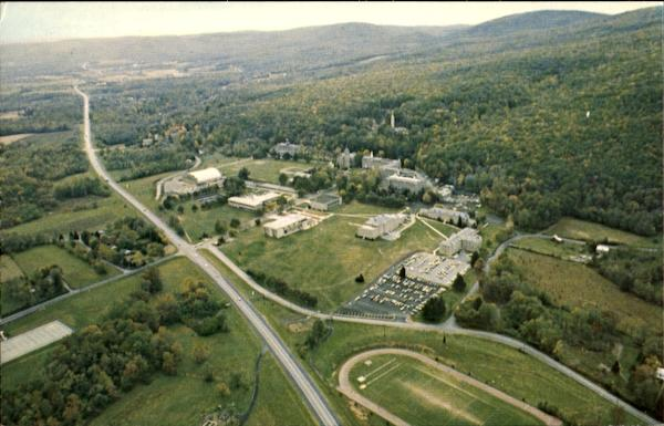 Mount Saint Marys Collee Emmitsburg MD