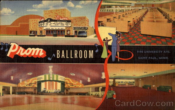 Prom Ballroom St Paul MN