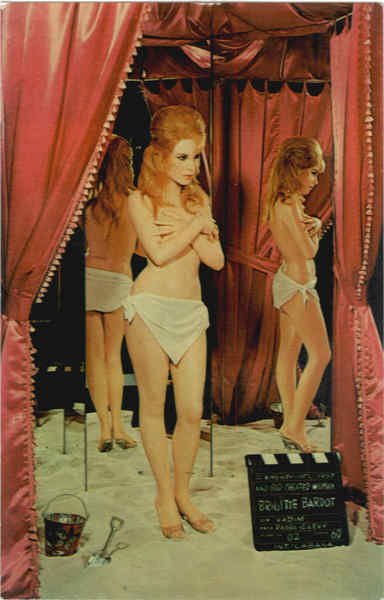 Brigitte Bardot Movieland Wax Museum Buena Park CA