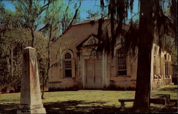 Oldest Church In South Carolina Charleston SC