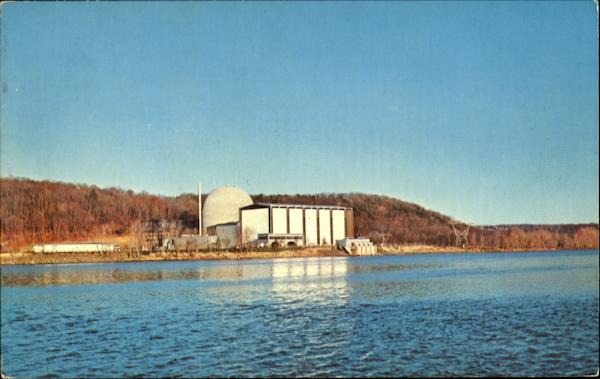 Americas Newest Nuclear Power Plant Haddam Neck CT