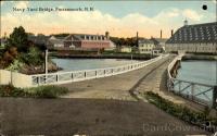 Navy Yard Bridge Portsmouth, NH