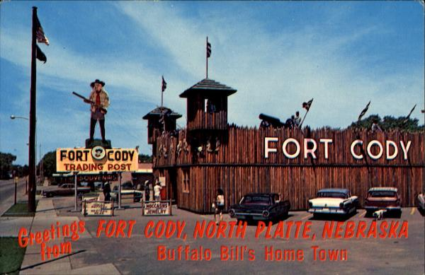 Greetings From Fort Cody Trading Post Buffalo Bills Home