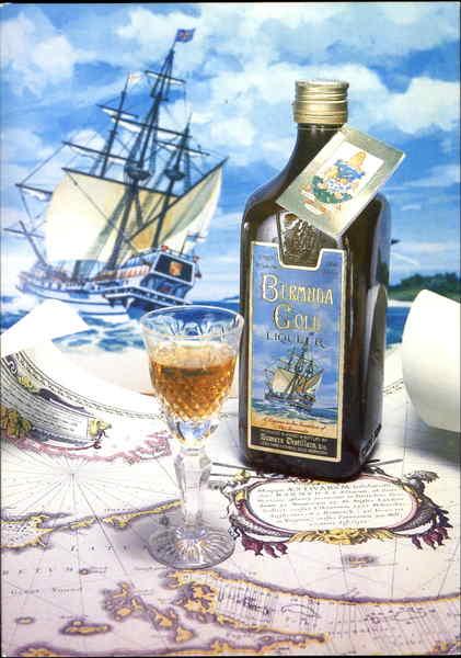 Bermuda Gold Liqueur Canada Modern 1970s to Present