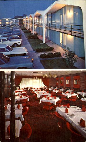 Quality Motel, 1050 Newtown Pike At New Circle Road Lexington Kentucky