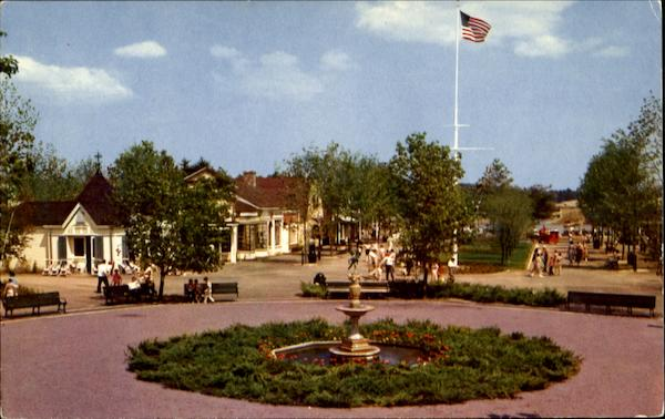 Entrance To Fun At Pleasure Island Wakefield MA