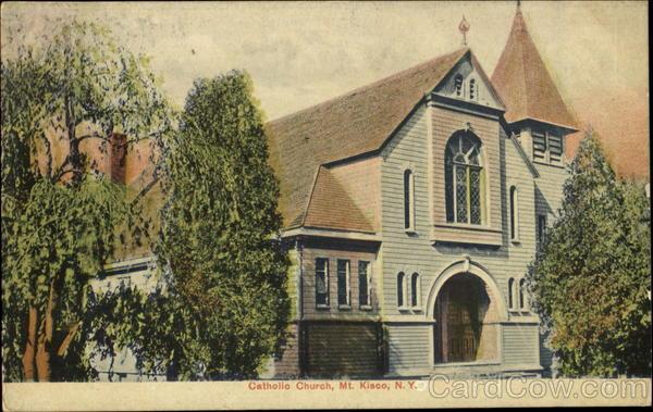 Catholic Church Mount Kisco NY