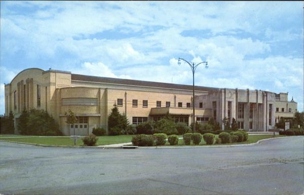 Hobart Arena Troy Ohio
