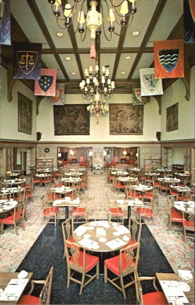The Tudor Room Indiana Memorial Union Indiana University