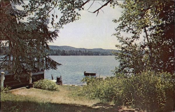 Camp Notre Dame Lake Spofford