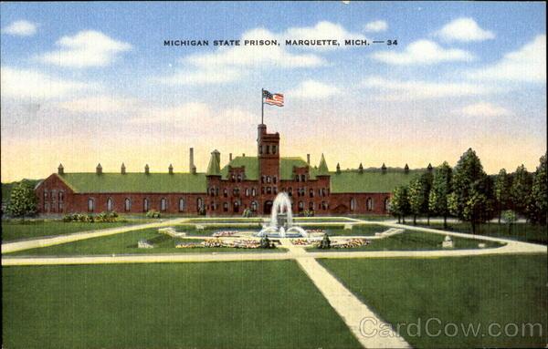 Michigan State Prison Marquette MI