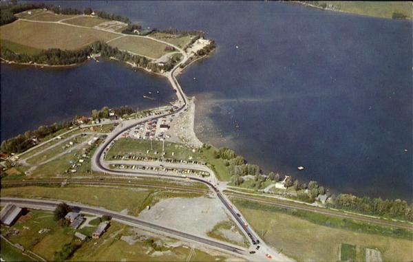 Baker Lake Recreation Area New Brunswick Canada