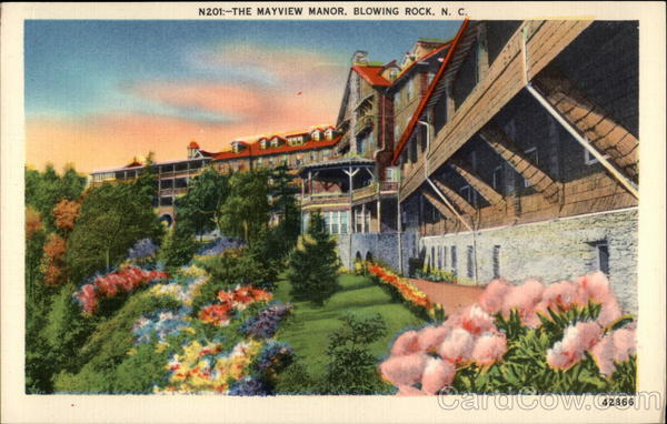 The Mayview Manor Blowing Rock NC