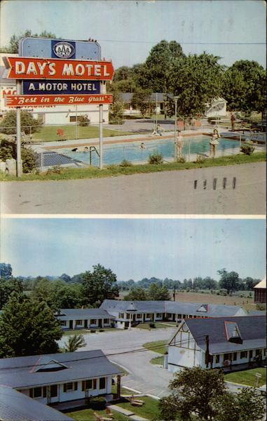 Day's Motel Lexington Kentucky