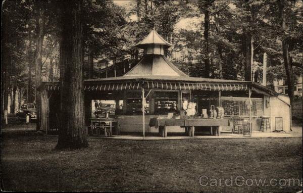 The Pagoda Lily Dale NY