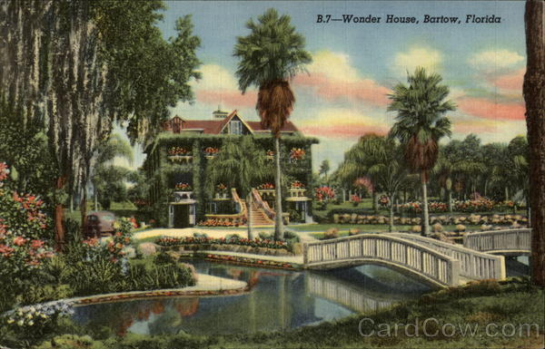 Wonder House Bartow FL