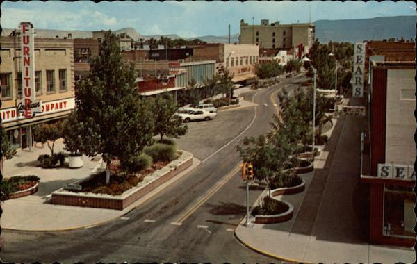 Main Street and Business District Grand Junction CO