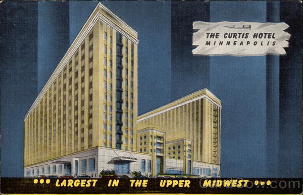 Charges against curtis flowers are dropped. The Curtis Hotel Minneapolis, MN