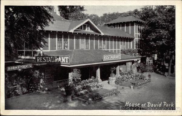 House of David Park Eden Springs Benton Harbor MI
