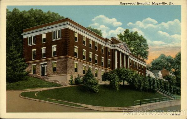 Hayswood Hospital Maysville KY