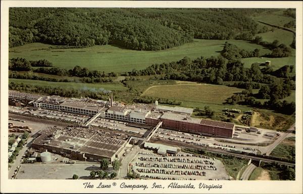 The Lane Company Inc Altavista VA