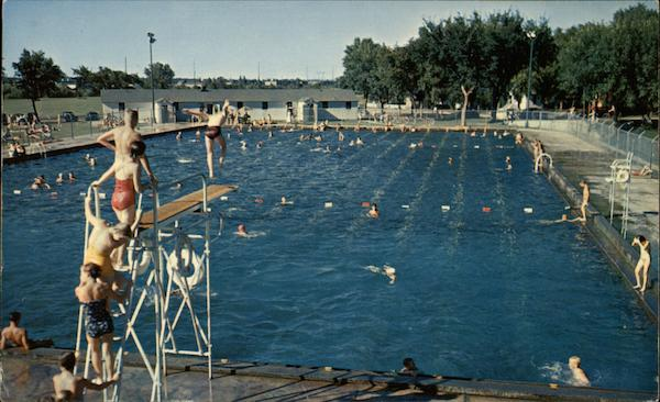 Terrace Park Swimming Pool Sioux Falls SD