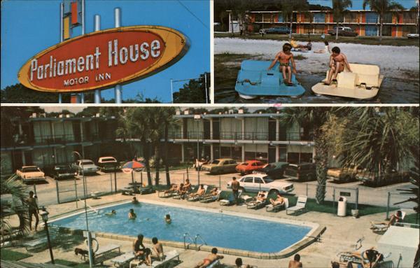Parliament House Motor Inn Orlando FL