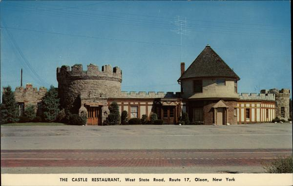 The Castle Restaurant Olean NY